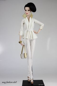 *Meg*outfit for Fashion Royalty/FR 12'/FR2/ Fashion Royalty Spring Collection 10