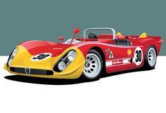 Ferrari 121 LM Posetr
