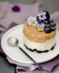 Pourquoi je grossis - Food and Photographs Cheesecake Mascarpone, Cheesecakes, Tiramisu, Panna Cotta, Food Photography, Brunch, Pudding, Cooking, Breakfast