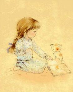 Кошки в искусстве. Сказки Екатерины Бабок - Ярмарка Мастеров - ручная работа, handmade