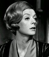 Maggie Smith - she is a brillant actress and has withstood the test of time.  I'd invite her as she is now with all her wisdom but she was beautiful (and aged well) so I pinned an young shot.