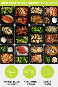 Fill your fridge weekly with prepared Keto meals. Many delicious meals to choose from!