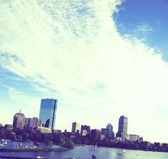 Boston by day