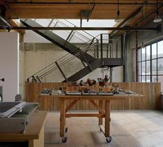 Architect Visit: Seattle Artist's Studio by Olson Kundig Architects : Remodelista