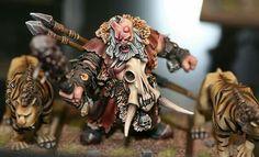 Ogre hunter #whfb #warhammer #gamesworkshop #wellofeternity