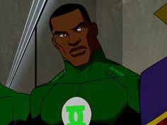 Resultado de imagem para green lantern young justice