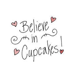 Cupcakes clipart cartoon