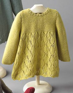 Book Baby 70 Autumn / Winter | 36: Baby Dress | Yellow !1.19