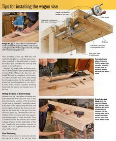 Ultimate Workbench Plans - Workshop Solutions