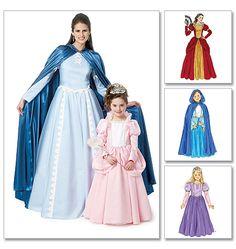 Misses'/Children's/Girls' Costumes yet another Merida possibility (tweaked)