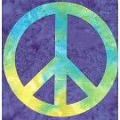 Peace sign: 1960s and 70s.  I had some Peace patches on my Levis