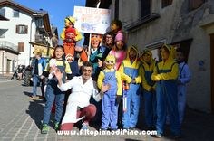 Carnevale a Piné 2017 www.altopianodipine.com