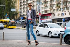 The Best Street Style Photos From Kiev