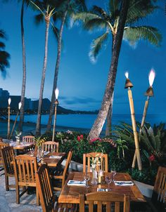 """Close friends of ours just returned from a honeymoon in Hawaii.  Of course, they loved it.  We would like to go love it too!  """"Waikiki Beach in Hawaii"""" - bridalguides.com"""
