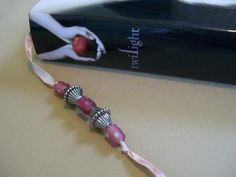 Beaded bookmark | How to Make Beaded Bookmarks