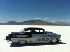 1955 Chevy Belair salt lakes racer