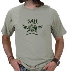 Jah Zion Reggae Shirtbyfeelsdifferent