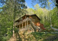 Whispering Waters 208 | 2 Bedroom Cabins | Pigeon Forge Cabins | Gatlinburg Cabins