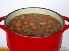 Como cozinhar feijão. Veja que post bem detalhado