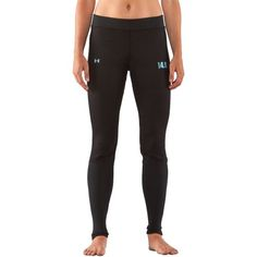 Womens UA Base 4.0 Leggings Bottoms by Under Armour