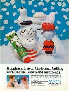 Avon for Christmas, 1968