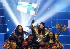 Lordi, ganadores de Eurovision