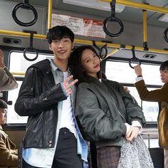 Hi mom and dad MBC drama: Tempted (The Great Seducer) Still Cuts . Korean Celebrities, Korean Actors, Sungjae And Joy, Hyun Soo, Joy Rv, W Two Worlds, Red Velvet Joy, Park Sooyoung, Kdrama Actors