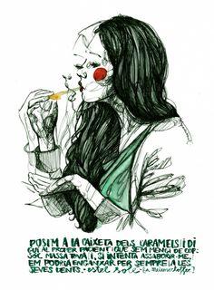 Paula Bonet, BCN.