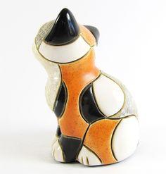 Rinconada Cat - Orange Tabby Kitten Collectable Figurine   eBay