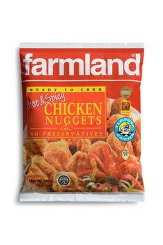 Farmland Chicken Nuggets (Hot & Spicy)