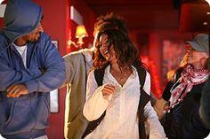 Förorts dans à' la Bollywood