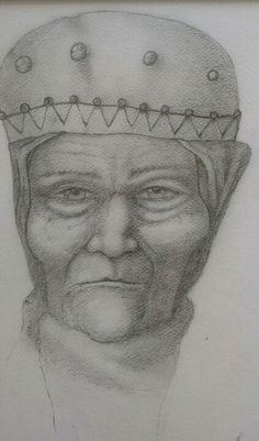 Ilja van Reede,Pencil drawing Pencil Drawings, Van, Art, Vans