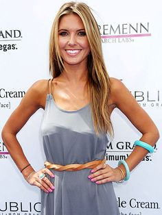 COLORFUL BRACELETS photo | Audrina Patridge