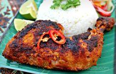 Ayam Percik | Feats of Feasts | A Food Blog