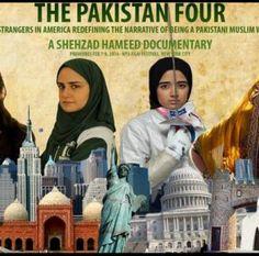 'The Pakistan Four' premieres in Lahore