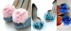 Manualidades: Reciclar y transformar zapatos