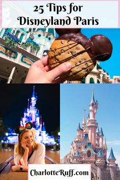 25 Tips for Disneyland Paris: Have a Magical Time! - Charlotte Ruff