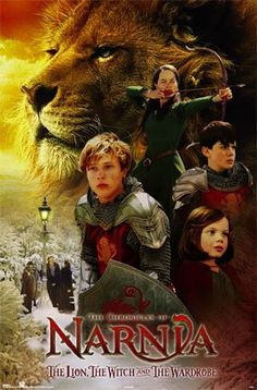 Chronicles of Narnia: The Lion, The Witch and The Wardrobe (2005). Tilda Swinton, Liam Neeson, Georgie Henley, 	Skandar Keynes, William Moseley, Anna Popplewell. Fantasy | Adventure.