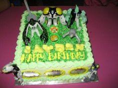 Awesome Ben 10 Birthday Cake