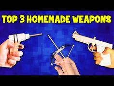 7 DIY Badass Weapons That Can Save Your Life When SHTF