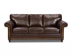Cheap Sectional Sofas Simmons Upholstery Q San Diego Coffee Bonded Leather Queen Hide A Bed