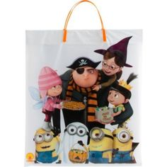 Despicable Me Trick or Treat Bag