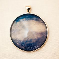 Clouds Necklace from Melika Carr Photography for $30 on Square Market