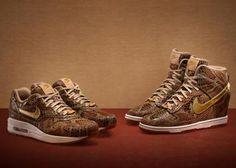 NIKE DUNK SKY HI & AIR MAX 1 YEAR OF THE SNEAKE #sneaker