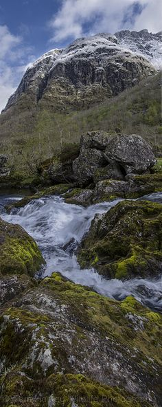 Folgefonna National Park Norway