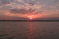 Eagle Mountain Lake---North of Fort Worth,TX