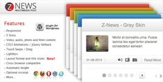 Review Z-News Multimedia Post - Wordpress Pluginin each seller & make purchase online for cheap. Choose the best price and best promotion as you thing Secure Checkout you can trust Buy best