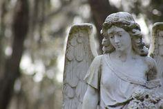 Bonaventure Cemetery Bonaventure Cemetery, Good And Evil, Savannah Chat, Garden Sculpture, Georgia, Angels, Pictures, Beautiful, Art