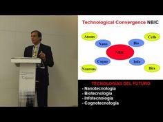 Tecnologías del Futuro y Convergencia NBIC, José Cordeiro. Tech Logos, School, Lamb, Future Tense, Tecnologia