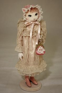 Luize  Barron's lover by WakuwakuDoll on Etsy